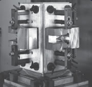 Ball Lock System Machining Cast Part
